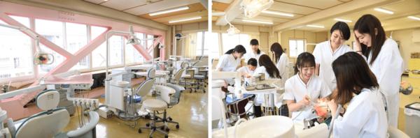 ユニット(歯科用治療台)の操作